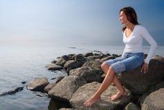 να ονειρευτεί αναμονή Στοκ φωτογραφία με δικαίωμα ελεύθερης χρήσης