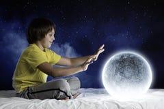 Να ονειρευτεί νύχτας Στοκ φωτογραφία με δικαίωμα ελεύθερης χρήσης