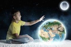 Να ονειρευτεί νύχτας Στοκ Εικόνες