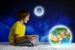 Να ονειρευτεί νύχτας Στοκ Εικόνα