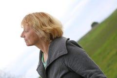 Να ονειρευτεί πτώση από τη γη Στοκ φωτογραφία με δικαίωμα ελεύθερης χρήσης