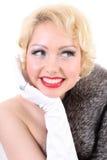 Να ονειρευτεί Blondie στοκ φωτογραφία με δικαίωμα ελεύθερης χρήσης