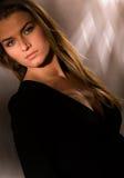 να ονειρευτεί sensually Στοκ φωτογραφία με δικαίωμα ελεύθερης χρήσης