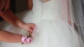 Να πάρει τον έτοιμο γάμο νυφών απόθεμα βίντεο