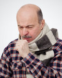 Να πάσσει από τον ιό γρίπης στοκ φωτογραφία με δικαίωμα ελεύθερης χρήσης