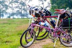 να περιοδεύσει ποδηλάτ&omega στοκ φωτογραφία