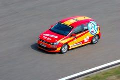 να περιοδεύσει της Κίνας πρωταθλήματος αυτοκινήτων του 2011 Στοκ Εικόνα