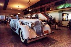 1936 να περιοδεύσει Packard αυτοκίνητο Στοκ φωτογραφίες με δικαίωμα ελεύθερης χρήσης