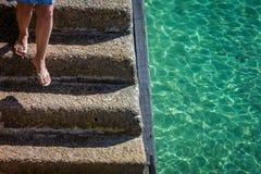 Να περπατήσει κάτω Στοκ φωτογραφίες με δικαίωμα ελεύθερης χρήσης