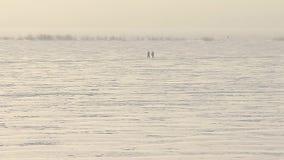 Να περπατήσει μαζί στη λίμνη φιλμ μικρού μήκους