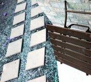 Να περπατήσει πέτρες Στοκ εικόνες με δικαίωμα ελεύθερης χρήσης