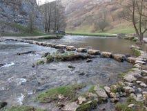 Να περπατήσει Dovedale πέτρες Στοκ εικόνες με δικαίωμα ελεύθερης χρήσης
