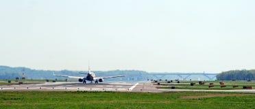 Να προετοιμαστεί για την απογείωση Στοκ φωτογραφίες με δικαίωμα ελεύθερης χρήσης