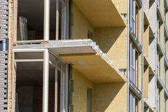 Να στηριχτεί με την καλή μόνωση στον τοίχο και την οροφή στοκ εικόνα με δικαίωμα ελεύθερης χρήσης