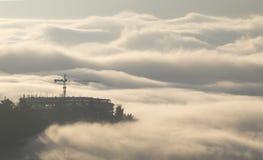 Να στηριχτεί στον ουρανό Στοκ Φωτογραφίες