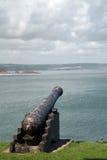 να στοχεύσει τη θάλασσα Στοκ φωτογραφία με δικαίωμα ελεύθερης χρήσης