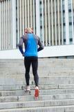 Να τρέξει προς τα πάνω Στοκ Εικόνες