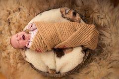 να φωνάξει μωρών Στοκ φωτογραφία με δικαίωμα ελεύθερης χρήσης