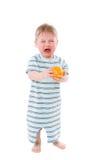 να φωνάξει μωρών Στοκ φωτογραφίες με δικαίωμα ελεύθερης χρήσης