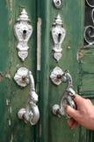 να χτυπήσει 2 πορτών Στοκ φωτογραφίες με δικαίωμα ελεύθερης χρήσης