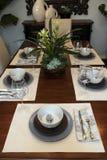 να δειπνήσει εορταστικό&s Στοκ φωτογραφία με δικαίωμα ελεύθερης χρήσης