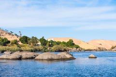 Νείλος Αίγυπτος Στοκ Φωτογραφία