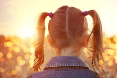 Νεανική περίληψη Στοκ εικόνα με δικαίωμα ελεύθερης χρήσης