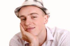 Νεαρός άνδρας Στοκ Φωτογραφία