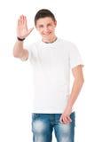 Νεαρός άνδρας Στοκ εικόνα με δικαίωμα ελεύθερης χρήσης