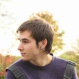 Νεαρός άνδρας Στοκ φωτογραφία με δικαίωμα ελεύθερης χρήσης