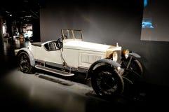 Νεαρός δικυκλιστής SPA 23 S σε Museo Nazionale dell'Automobile Στοκ Φωτογραφίες