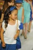 ΝΕΑ ΥΌΡΚΗ, ΝΈΑ ΥΌΡΚΗ - 18 ΟΚΤΩΒΡΊΟΥ: Τα πρότυπα περπατούν το φινάλε διαδρόμων κατά τη διάρκεια της πρόβλεψης της Chloe στην εβδομ Στοκ Φωτογραφίες