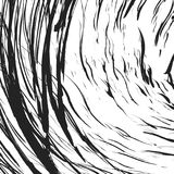 Νεβρική σύσταση με τις χαοτικές, τυχαίες γραμμές Αφηρημένο γεωμετρικό illu απεικόνιση αποθεμάτων