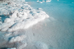 νεκρή αλατισμένη θάλασσα στοκ εικόνα με δικαίωμα ελεύθερης χρήσης