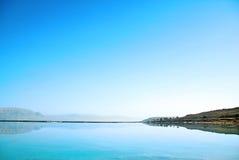 νεκρή θάλασσα αναθεώρησης Στοκ φωτογραφία με δικαίωμα ελεύθερης χρήσης