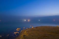 νεκρή θάλασσα Στοκ Εικόνες