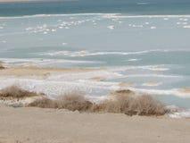 Νεκρή θάλασσα. Ισραήλ Στοκ φωτογραφία με δικαίωμα ελεύθερης χρήσης