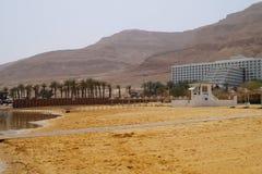 νεκρή θάλασσα Ισραήλ στοκ εικόνα