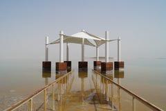 νεκρή θάλασσα Ισραήλ στοκ φωτογραφία με δικαίωμα ελεύθερης χρήσης