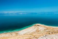 Νεκρή θάλασσα τοπίων Στοκ εικόνες με δικαίωμα ελεύθερης χρήσης