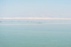 νεκρή θάλασσα του Ισραήλ Στοκ Εικόνα