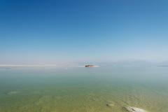 νεκρή θάλασσα του Ισραήλ Στοκ Φωτογραφίες