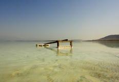Νεκρή παραλία θάλασσας Στοκ εικόνες με δικαίωμα ελεύθερης χρήσης
