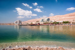 Νεκρή περιοχή Zohar ξενοδοχείων θάλασσας στοκ φωτογραφίες με δικαίωμα ελεύθερης χρήσης