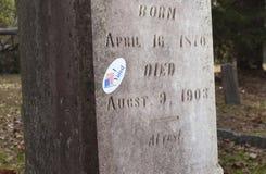 Νεκρή ψηφοφορία Στοκ Εικόνα