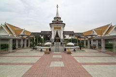νεκρική πυρά Ταϊλανδός Στοκ Φωτογραφίες