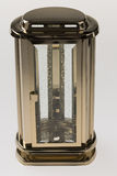 Νεκρικός κάτοχος κεριών χαλκού στοκ εικόνες