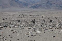 Νεκρικός σωρός των πετρών στοκ φωτογραφία με δικαίωμα ελεύθερης χρήσης