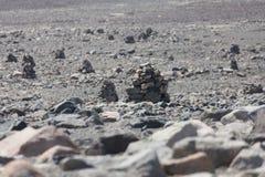 Νεκρικός σωρός των πετρών στοκ φωτογραφίες με δικαίωμα ελεύθερης χρήσης