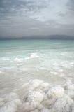 Νεκροί αλατισμένοι σχηματισμοί θάλασσας Στοκ Φωτογραφίες